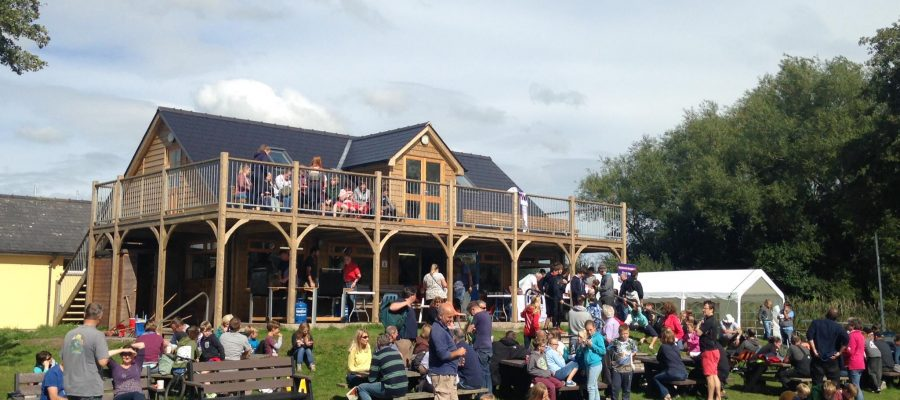 The New Clubhouse