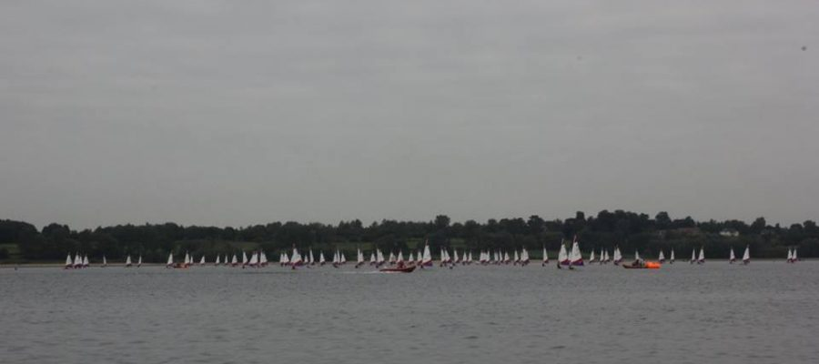 Llangorse Juniors strong at Draycote…