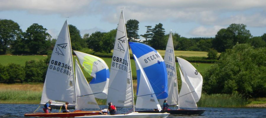 Llangorse Junior Sailing Programme sets a good example