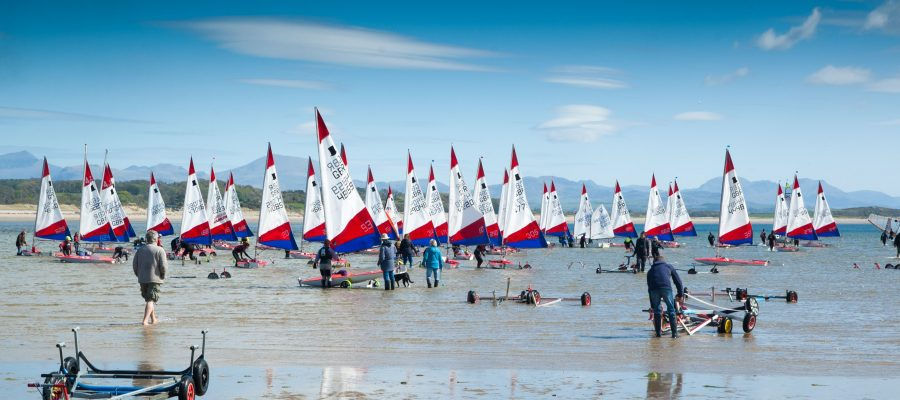 Opportunities for junior sailors