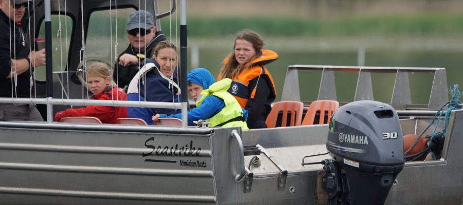 Pictures from the Open Day at Llangorse Sailing Club